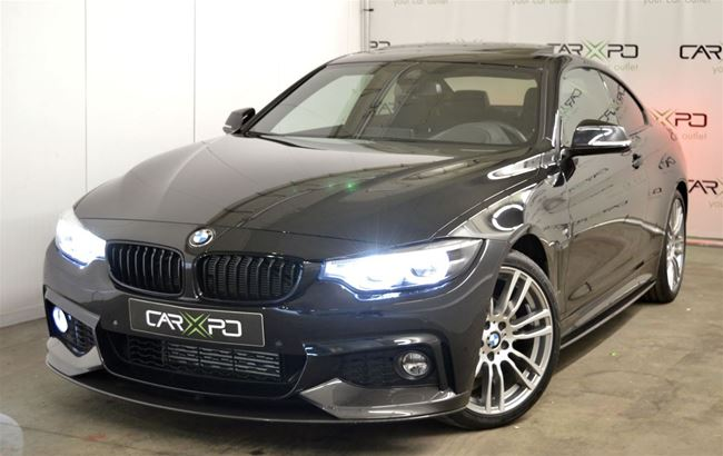 BMW 420D COUPE M SPORT 190PK