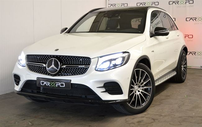 MERCEDES-BENZ GLC 43 AMG 4 MATIC