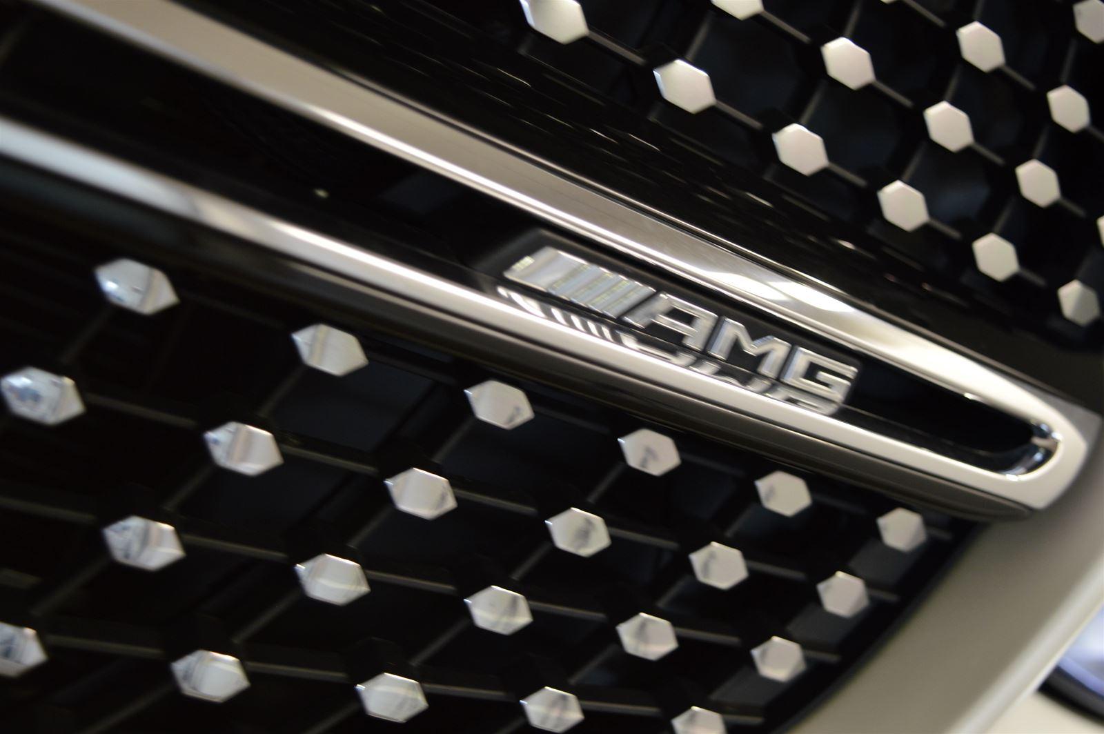 MERCEDES-BENZ GLC 43 AMG 4 MATIC