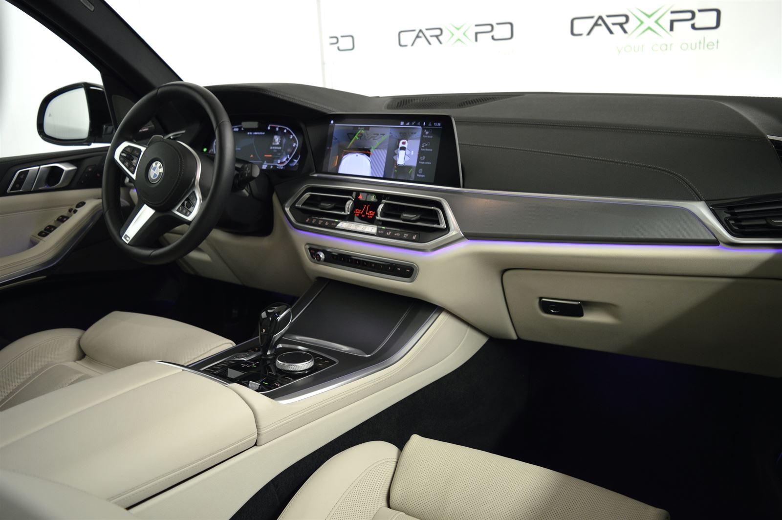 BMW X5 M50 400CV