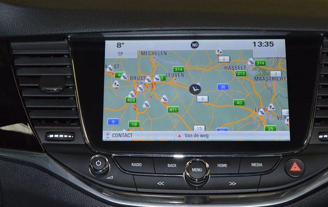 OPEL ASTRA 1.4 TURBO 125CH GPS - AUTO AIRCO - PDC
