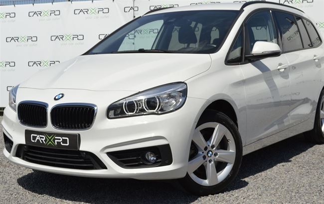 BMW 218I GRAN TOURER 136PK A/T