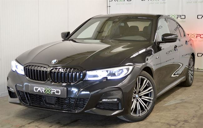 BMW 320D BERLINE M SPORT 190PK