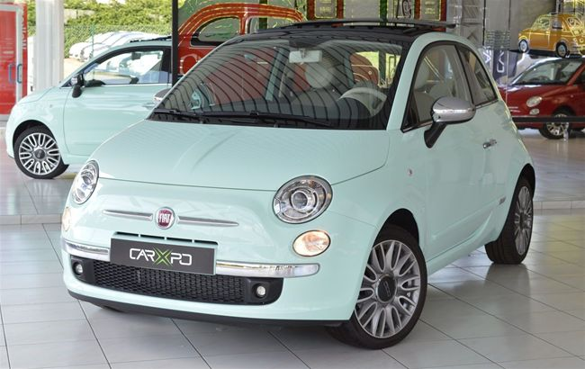 FIAT 500 1.2 CULT 69PK EXCLUSIEVE EDITIE
