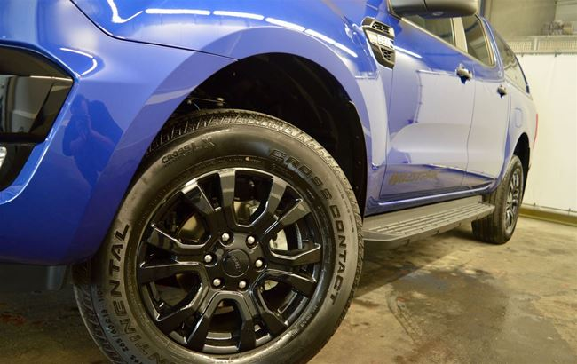 FORD RANGER WILDTRAK X 3.2 AUTOMAAT BLUE EDITION