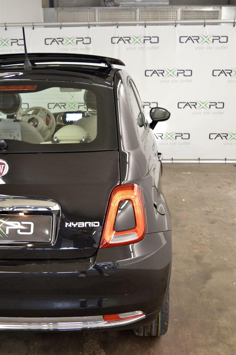 FIAT 500 HYBRID 1.0 LOUNGE 70PK
