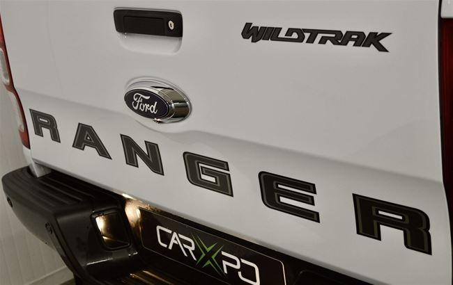 FORD RANGER 2.0 WILDTRAK TDCi 213PK A/T