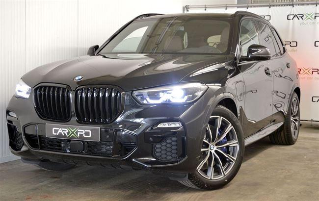 BMW X5 45E HYBRIDE M SPORTPAKKET