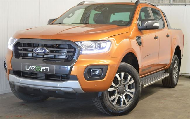FORD NEW RANGER WILDTRAK 2.0 TDCi 213PK A/T