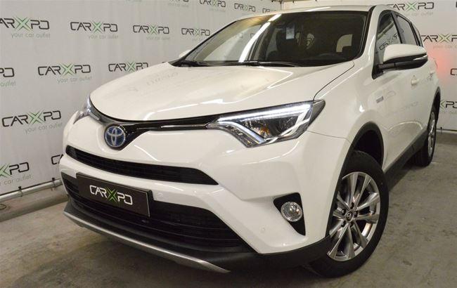 """Toyota RAV4 2.5 VVT-I 197PK NAVI - CAMERA - 18"""" - CRUISE"""