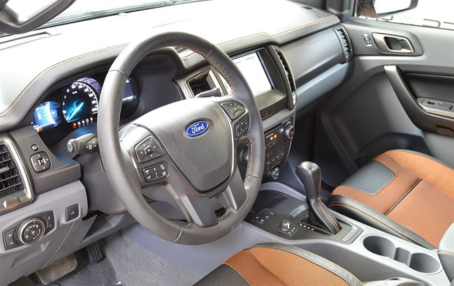 FORD RANGER WILDTRAK A/T NAVI - AUTOMAAT - TECH PACK