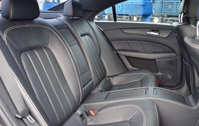 MERCEDES CLS 350 CDI AUTOMAAT 265PK AMG