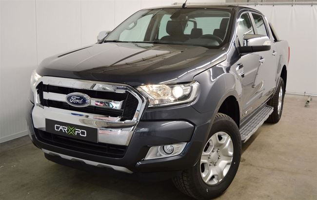 FORD RANGER LIMITED  2.2 TDCI LEDER - NAVI - TREKHAAK