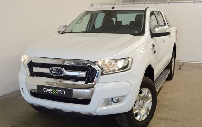 FORD RANGER LIMITED 2.2 TDCI NAVI - PDC - OFFROAD