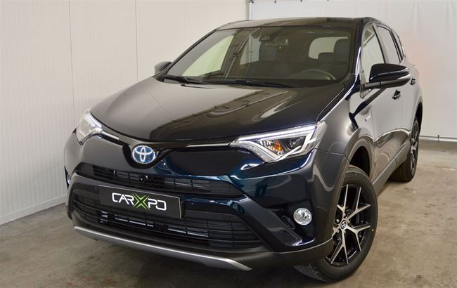 "Toyota RAV4 2.5 VVT-I 197PK NAVI - CAMERA - 18"" - LED"