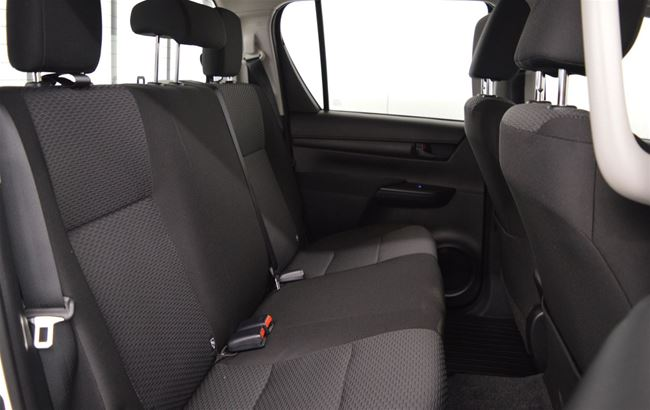 TOYOTA HILUX 2.4D 150CH AIRCO - DOUBLE CABINE - 4X4