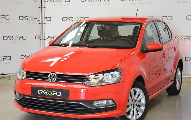 "Volkswagen Polo 1.2 TSI 90PK AIRCO - BLUETOOTH - 15"""