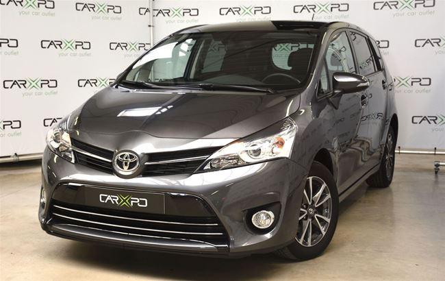 "Toyota Verso 1.6 D-4D Skyview NAVI - CAMERA - 16"" VELGEN"