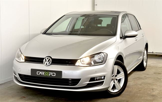 VW GOLF 1.4 TSI 125PK AIRCO - CRUISE - MULTIMEDIA