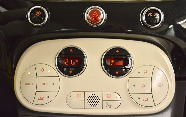 FIAT 500 1.2 69CH LOUNGE GPS - CRUISE - PDC - 16""