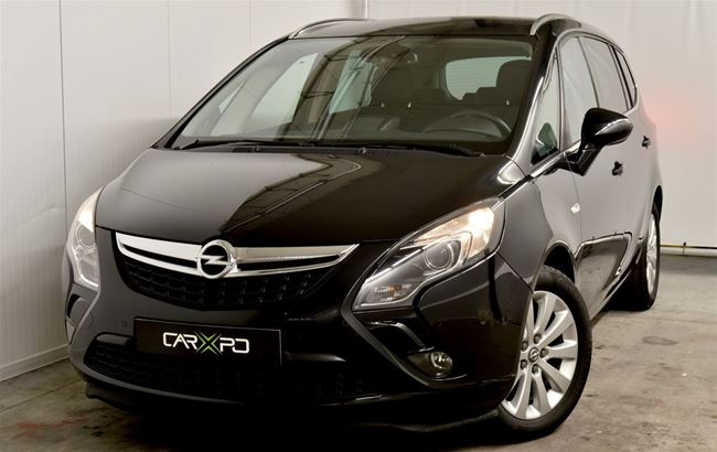 OPEL ZAFIRA TOURER 1.4 TURBO 140PK