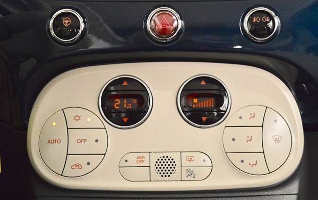 "FIAT 500 CABRIO 1.2 69PK LOUNGE NAVI - CRUISE - PDC - 16"""