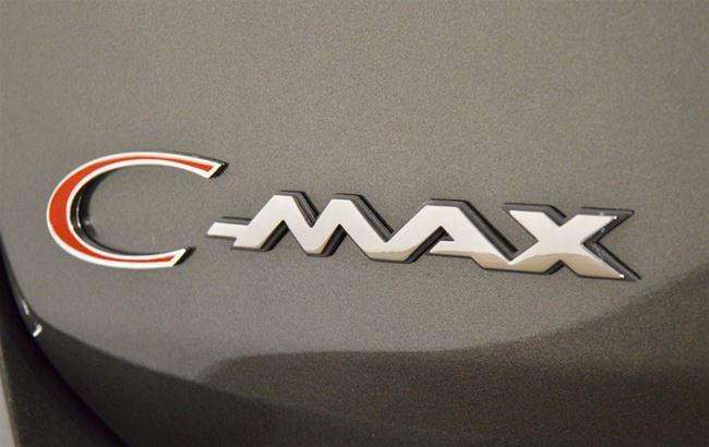 FORD C-MAX 1.0 125PK NAVI - CRUISE - CAMERA