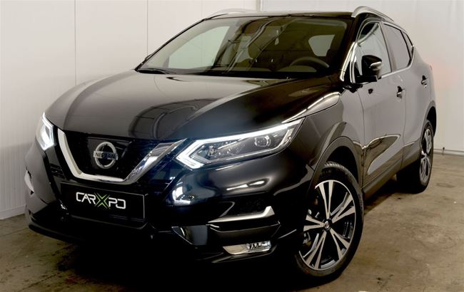 NEW NISSAN QASHQAI 1.2 DIG-T FULL LED - VERWARMDE ZETELS