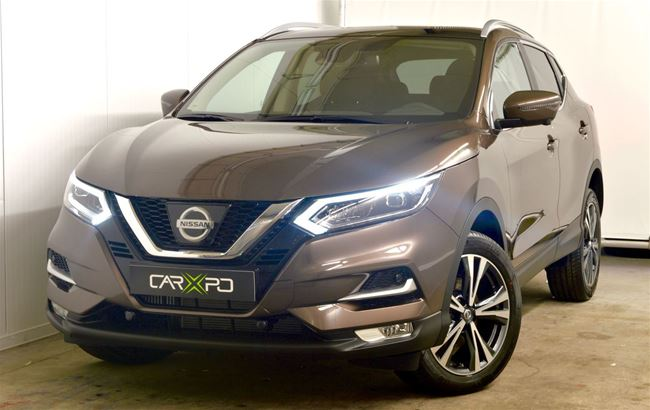 NEW NISSAN QASHQAI 1.2 DIG-T FULL LED - SIEGES CHAUFFANTS