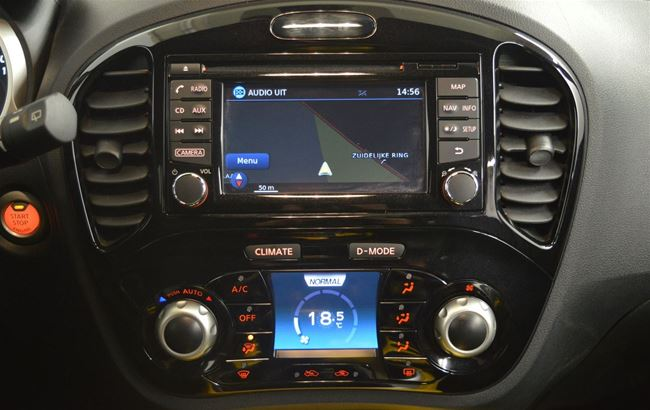 "NISSAN JUKE 1.2 DIG-T CONNECTA CAMERA - NAVI - 18"" - LED"