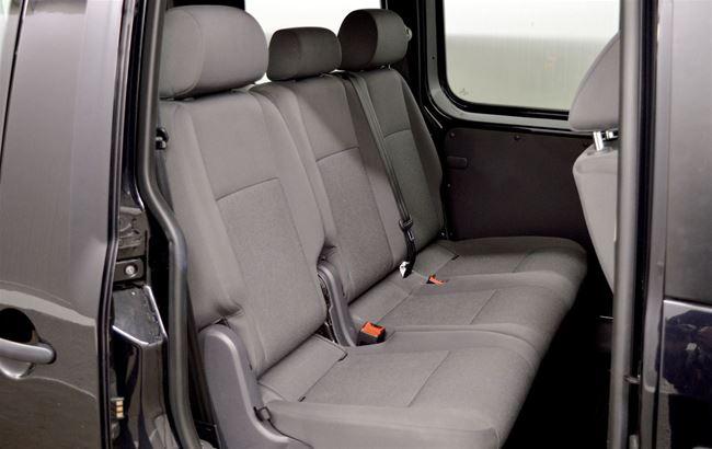 VW CADDY COMBI 1.6 TDI 102 CH AIRCO - CRUISE - BLUETOOTH