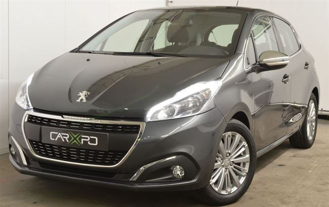 PEUGEOT 208 1.2 82CH ALLURE LED - CRUISE - AUTO AIRCO