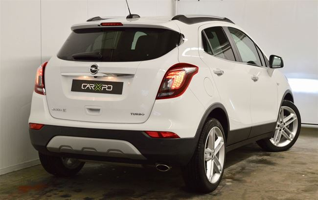 OPEL MOKKA 1.4 TURBO 140PK