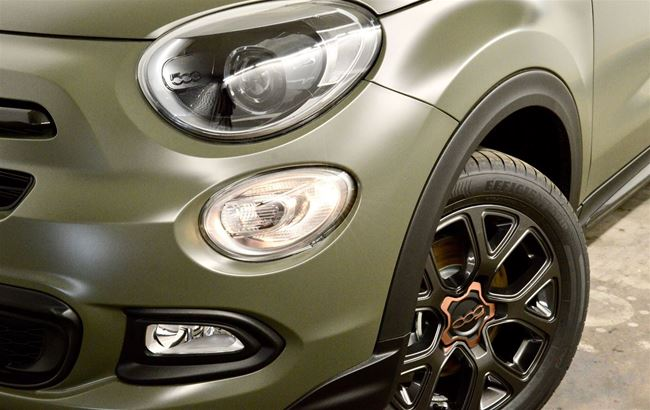 FIAT 500X S-DESIGN 1.4 140PK U-CONNECT - XENON - NAVI