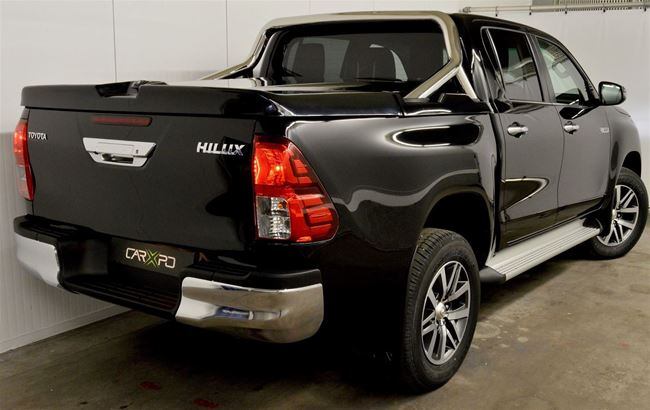 TOYOTA HILUX DC 2.4D 150CH LOUNGE