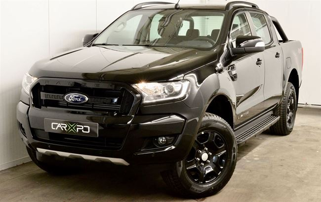 FORD RANGER BLACK EDITION 2.2 TDCI 160PK
