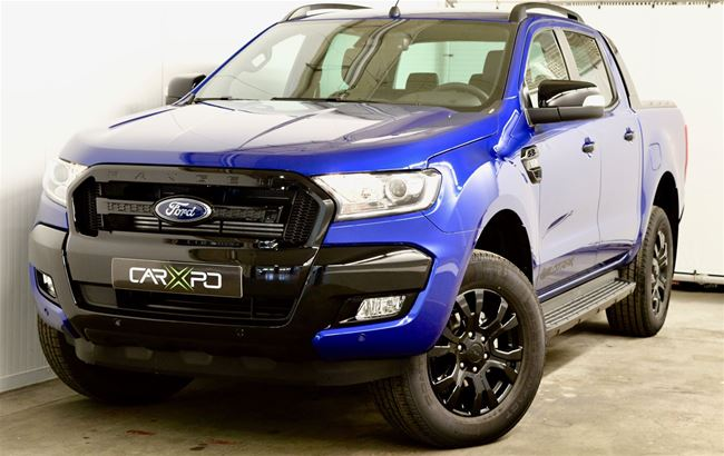 FORD RANGER WILDTRAK X 3.2 AUTOMATIQUE BLUE EDITION