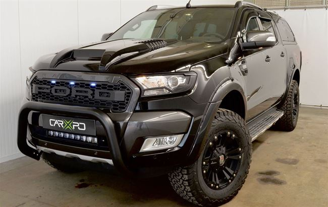 FORD RANGER WILDTRAK A/T CUSTOM TUNED RANGER !