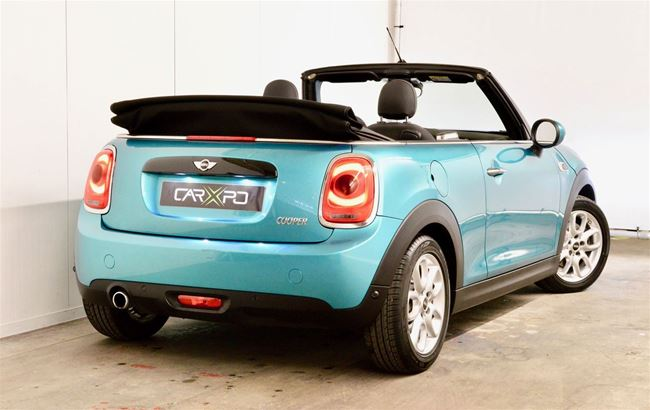 MINI COOPER CABRIO 1.5 136CH AT