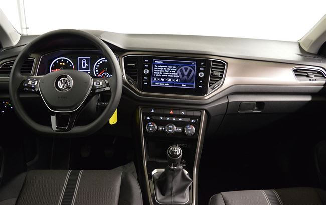 VW T-ROC 1.0 TSI 115PK PDC - CRUISE - AIRCO