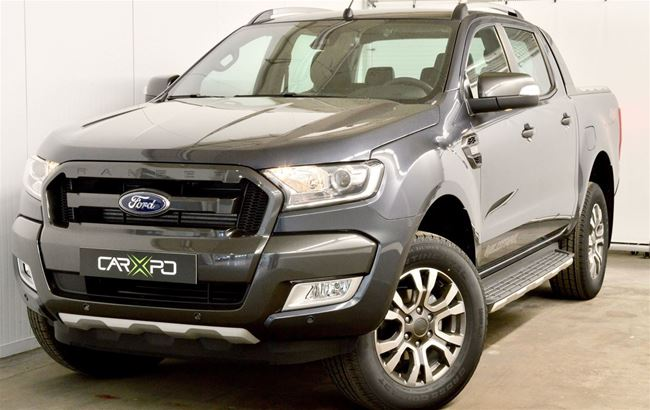 FORD RANGER WILDTRAK 200PK TECH / OFFROAD PACK - 240V