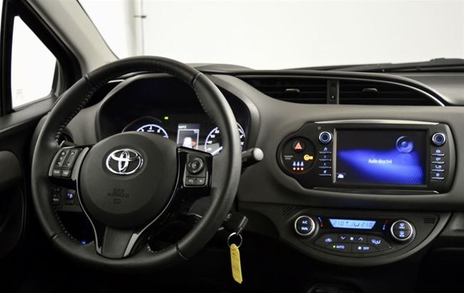 TOYOTA YARIS 1.0 ACTIVE 70PK